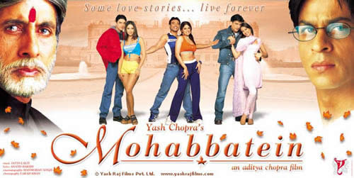 mohabbatein 2000 hindi movie watch online part 1