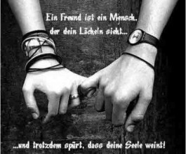 Gedichte Freundschaft