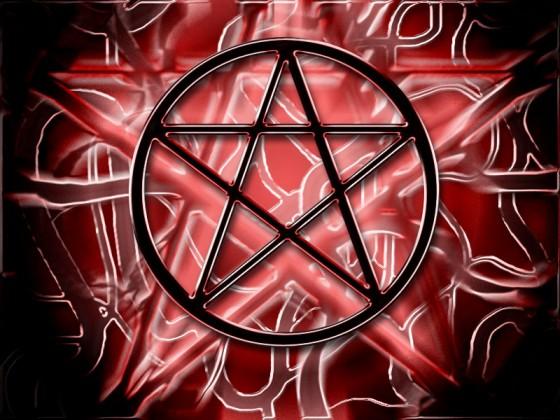 pentagramm der macht