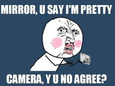 - all the faces! (2) - Y U No Face Y U No Meme
