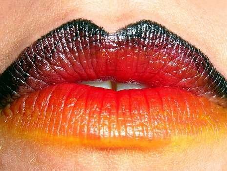 zonneallergie lippen