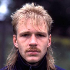 The Mullet Hairstyle of the Gods Barney Hoskyns Mark